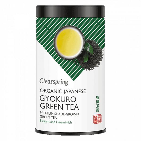 Japanese Gyokuro Green Tea Loose Leaf ORGANIC