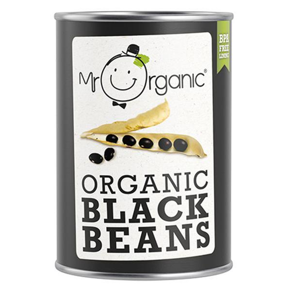 Black Beans Gluten Free, Vegan, ORGANIC