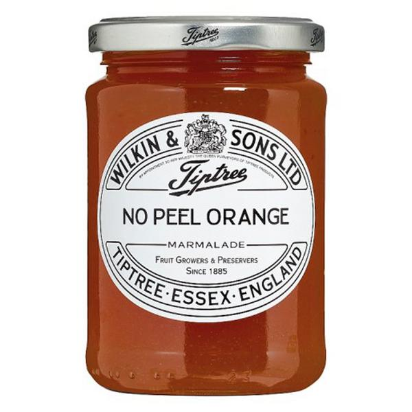 No Peel Orange Marmalade Vegan