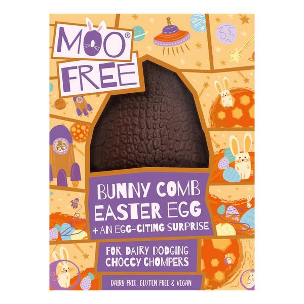 Bunnycomb Easter Egg Gluten Free, Vegan