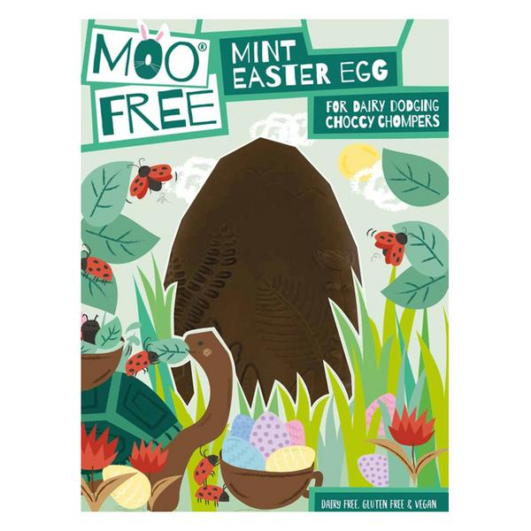Premium Mint Easter Egg Gluten Free, Vegan, ORGANIC