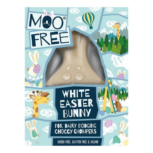 Bunny White Chocolate Easter Egg Gluten Free, Vegan