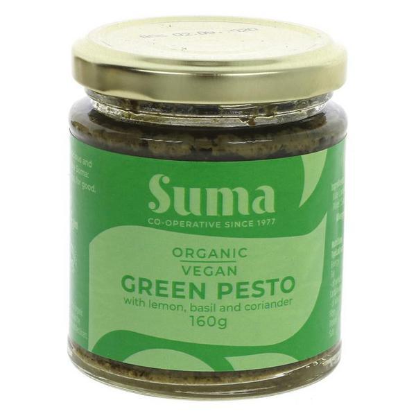 Lemon & Herb Pesto Gluten Free, Vegan, ORGANIC