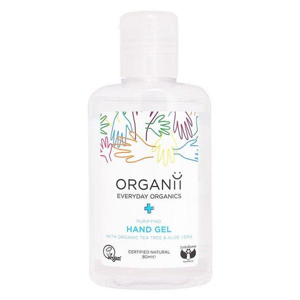 Hand Gel Vegan, ORGANIC