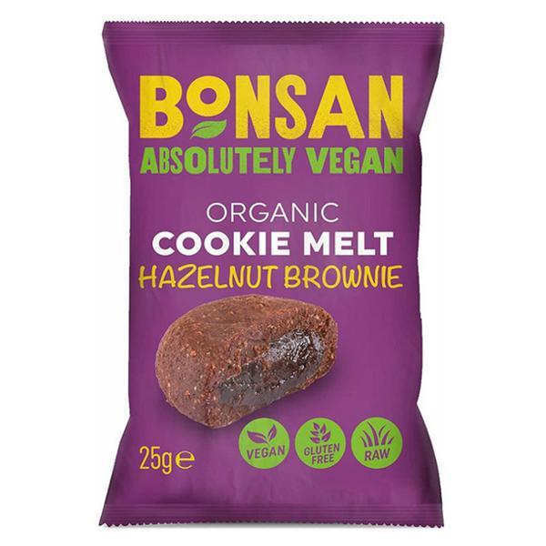 Hazelnut Brownie Cookie Melt Gluten Free, Vegan, ORGANIC