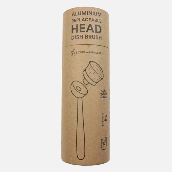 Aluminium Replaceable Head Dish Brush image 2