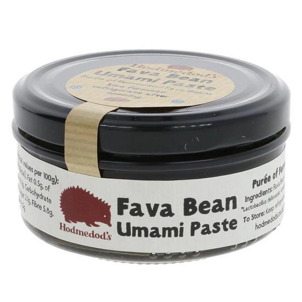 Fava Bean Umami Paste Vegan