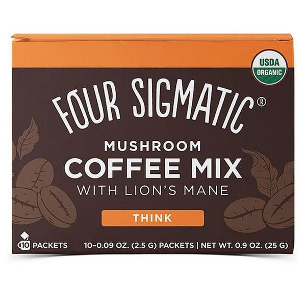 Mushroom Coffee With Lion's Mane & Chaga Vegan, ORGANIC
