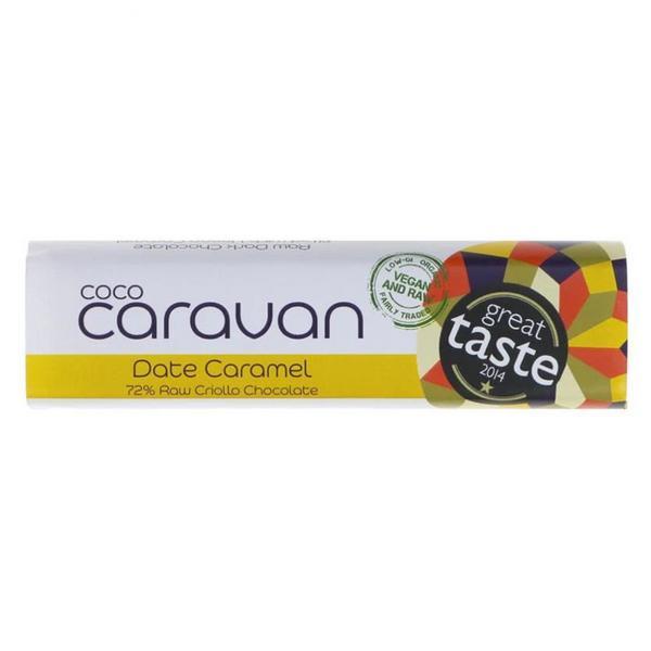 Date & Caramel Chocolate Bar Vegan