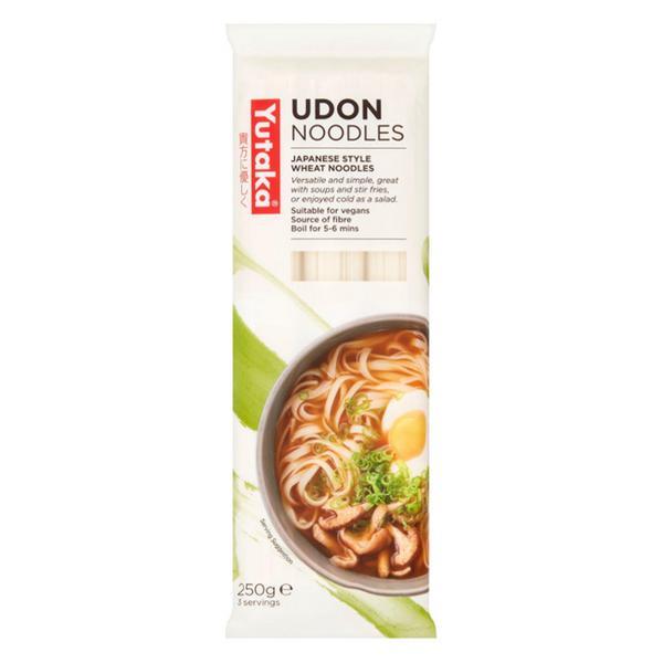 Udon Noodles Vegan
