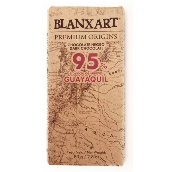 Guayaquil 95% Dark Chocolate