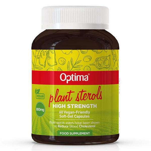 Supplement Plant Sterols 800mg Vegan