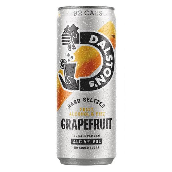 Grapefruit Hard Seltzer Drink