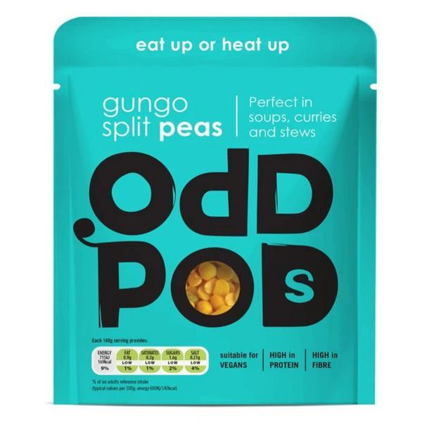Gungo Split Peas Vegan