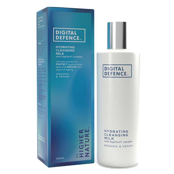 Digital Defence Hydrating Cleansing Milk Vegan, ORGANIC