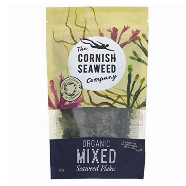 Mixed Seaweed Flakes Vegan, ORGANIC