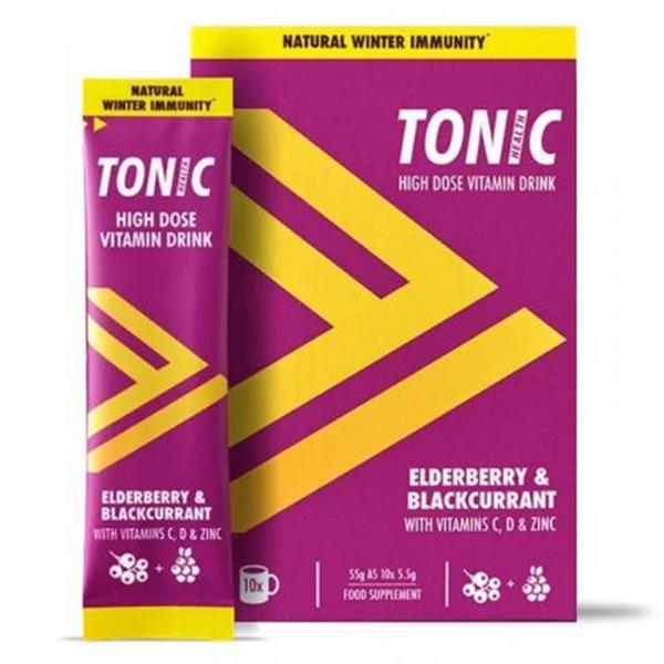 Elderberry,Blackcurrant,Vitamin C,Vitamin D & Zinc Supplement Vegan
