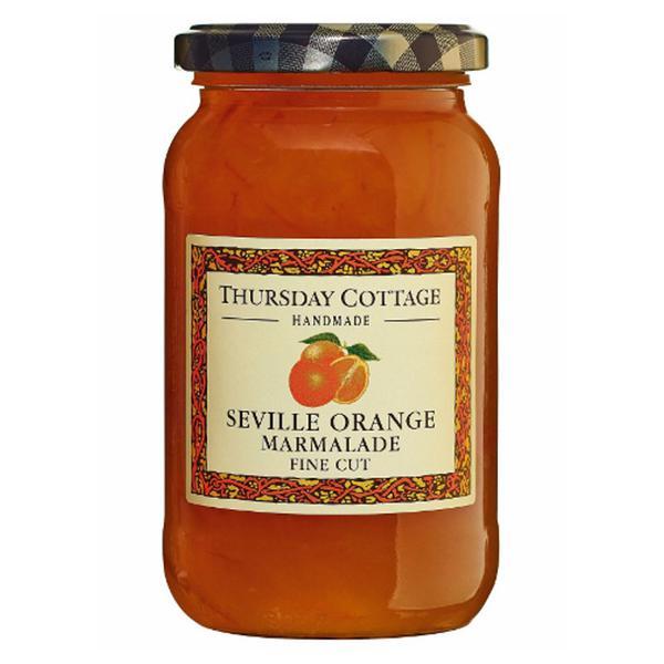 Seville Orange Marmalade Fine-Cut Gluten Free, Vegan