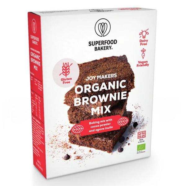 Joy Makers Brownie Mix Gluten Free, Vegan, ORGANIC