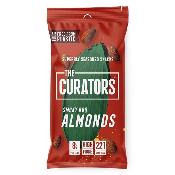 Smoky BBQ Almonds