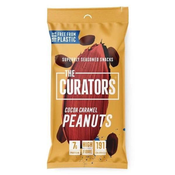 Cocoa & Caramel Peanuts Vegan