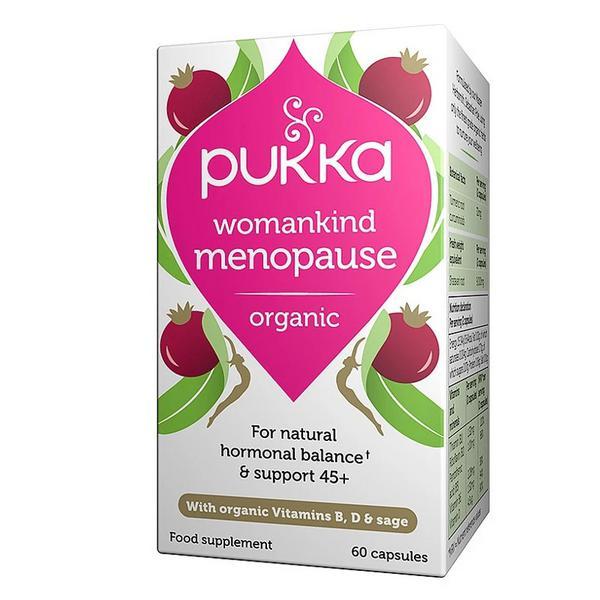 Menopause Serenity Herbal Remedy Vegan, ORGANIC