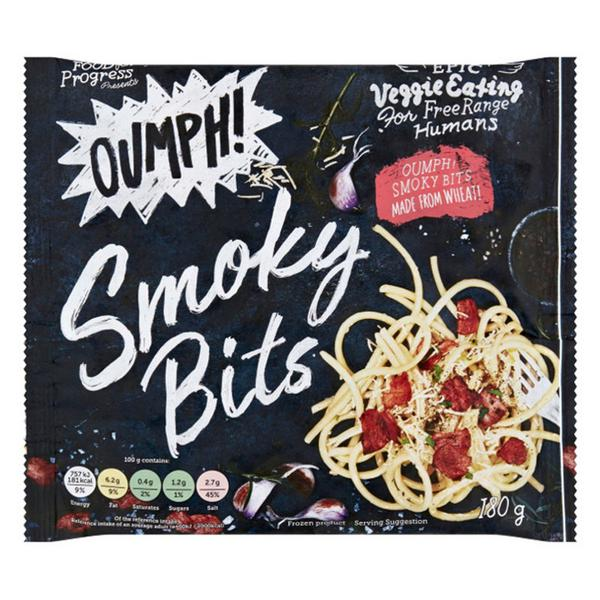 Smoky Bacon Bits Vegan