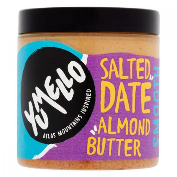 Salted Date Almond Butter Vegan