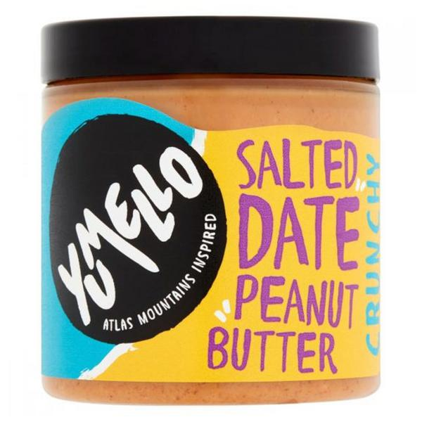 Salted Date Peanut Butter Vegan