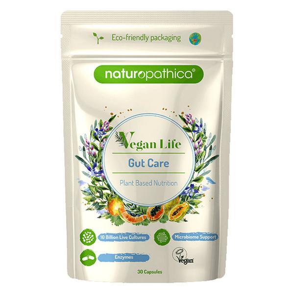 Vegan Life Gut Care Supplement Vegan