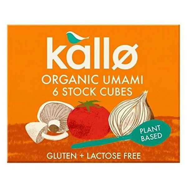 Unami Stock Organic Cubes
