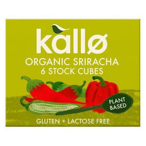 Organic Sriracha Stock Gluten Free, Vegan, ORGANIC