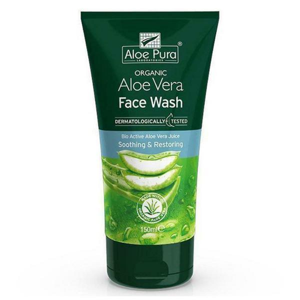 Soothing & Restoring Face Wash Vegan, ORGANIC
