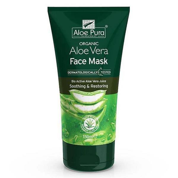 Soothing & Restoring Face Mask Vegan, ORGANIC