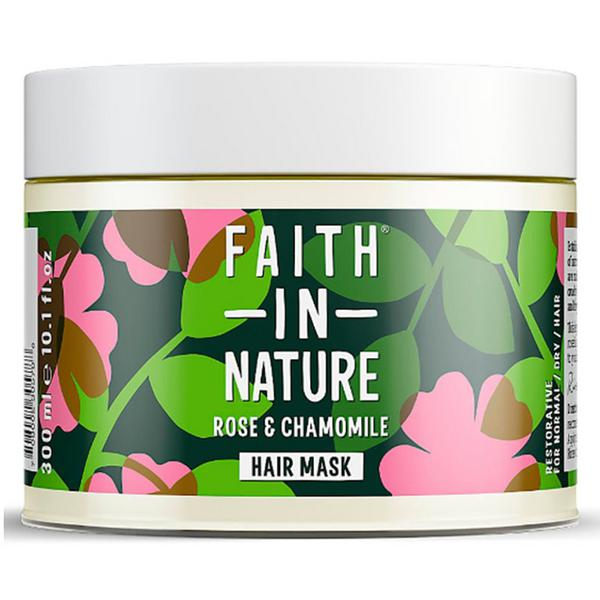 Rose & Chamomile Hair Care Mask Vegan, ORGANIC