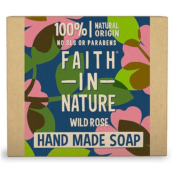 Wild Rose Soap Bar Vegan