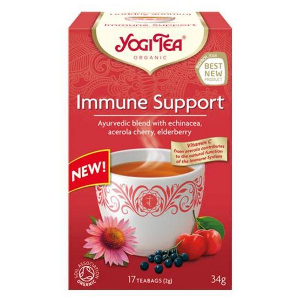 Immune Support Tea Vegan, ORGANIC