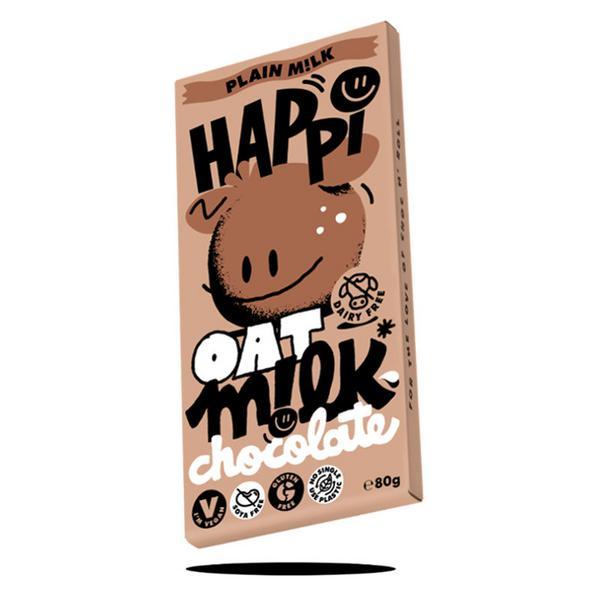 Oat Milk Chocolate Plain Milk Chocolate Vegan