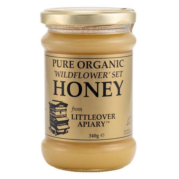 Wildflower Set Honey ORGANIC