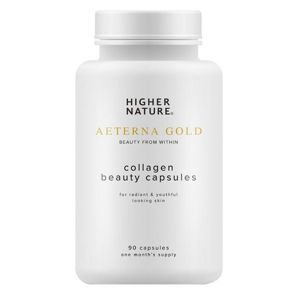 Aeterna Gold Collagen Beauty Supplement