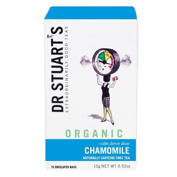 Organic Chamomile Tea Vegan