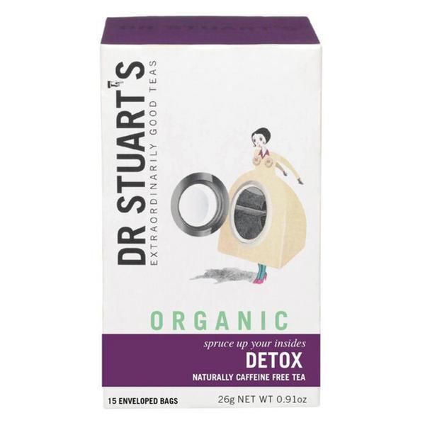 Organic Detox Tea Vegan