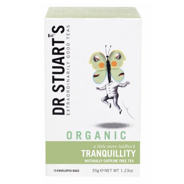 Organic Tranquillity Tea Vegan