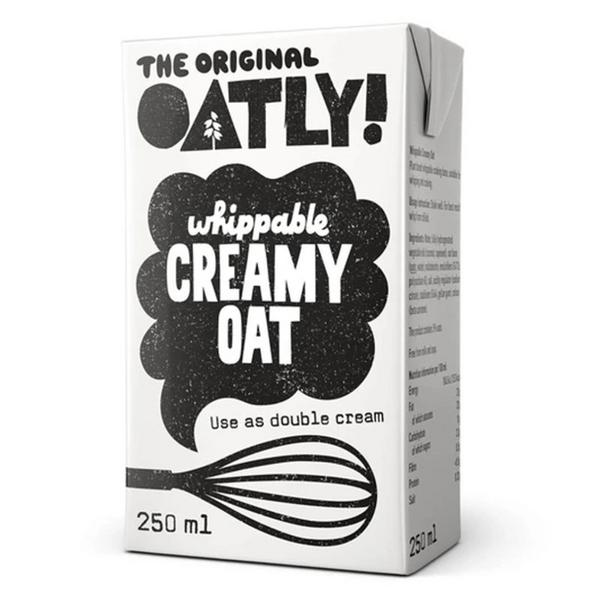 Whippable Oat Cream Vegan