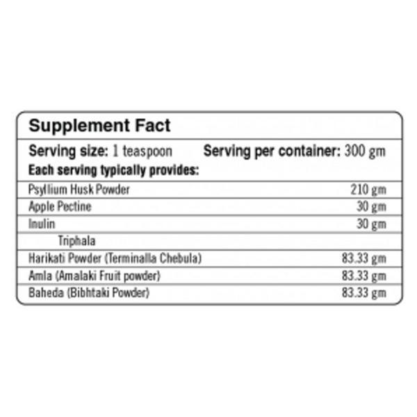 Fiber Active Supplement Vegan image 2