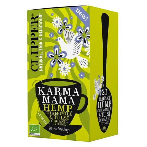 Karma Mama Hemp,Chamomile & Tulsi Infusion