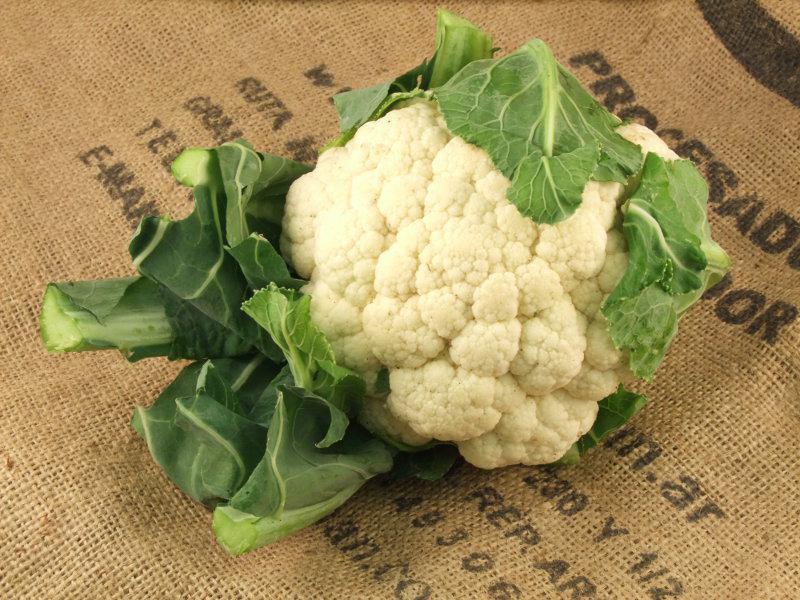 Cauliflower UK ORGANIC