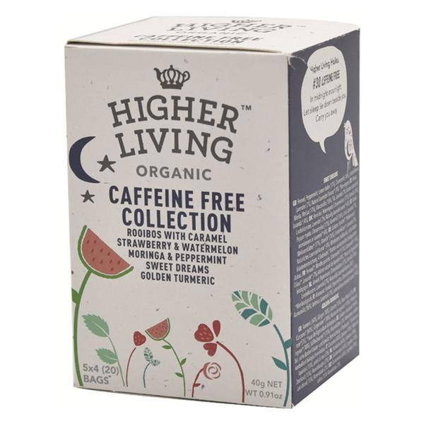 Caffeine Free Collection ORGANIC