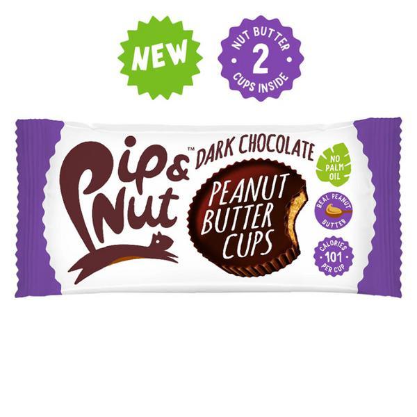 Dark Chocolate Peanut Butter Cups Gluten Free, Vegan