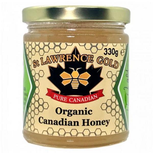 Organic Canadian Honey ORGANIC